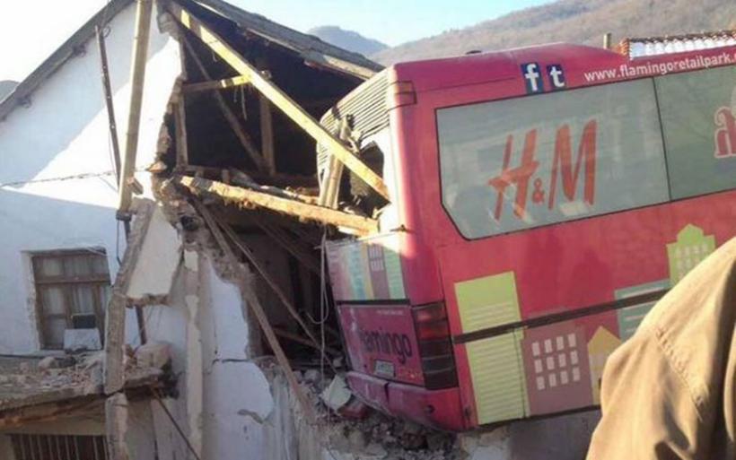Ξάνθη: Λεωφορείο έπεσε πάνω σε μαθητές. Τραυματίστηκε σοβαρά 14χρονη