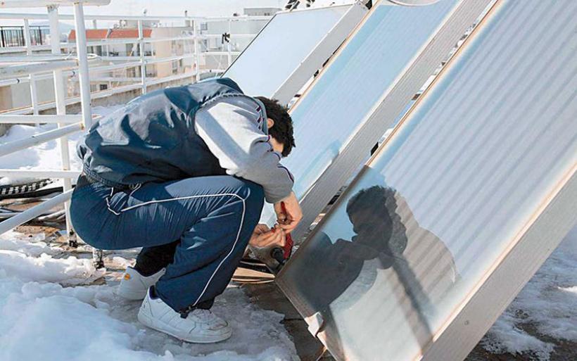 Επιδότηση έως 70% για θερμομόνωση, λέβητες και ηλιακούς θερμοσίφωνες