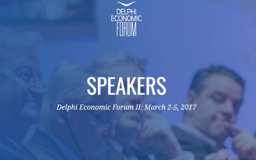 Αρχίζει το Οικονομικό Φόρουμ των Δελφών με 10 σημαντικά τετ α τετ