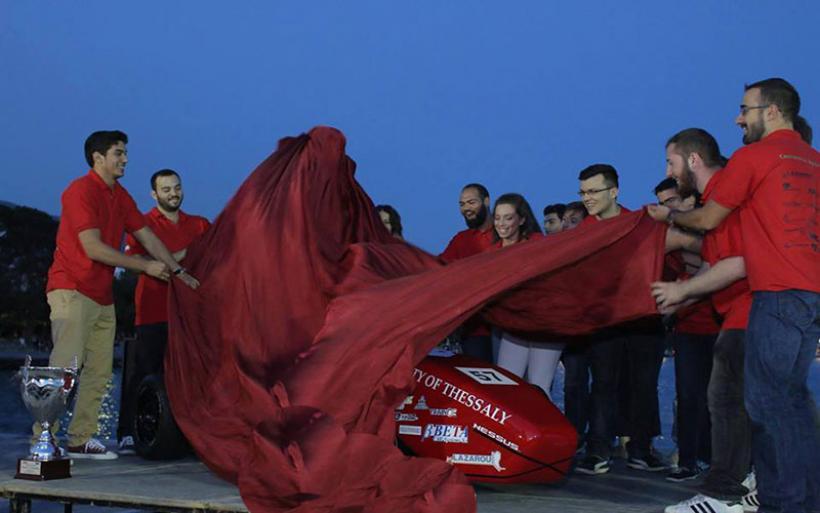 Παρουσιάζεται το Σάββατο στην παραλία του Βόλου το νέο μονοθέσιο Τhireus R