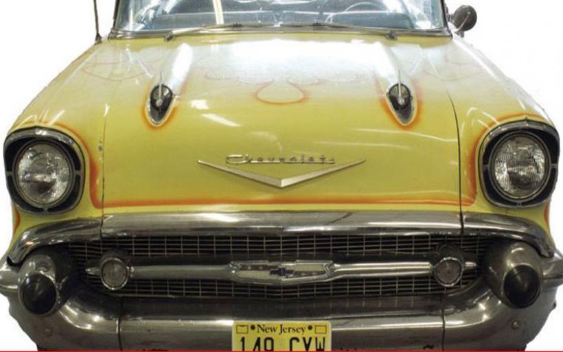 Στο σφυρί η Chevrolet Bel Air 1957 του Μπρους Σπρίνγκστιν