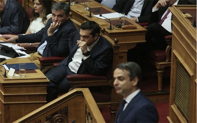 Βουλή: Υπερψηφίστηκε το νομοσχέδιο