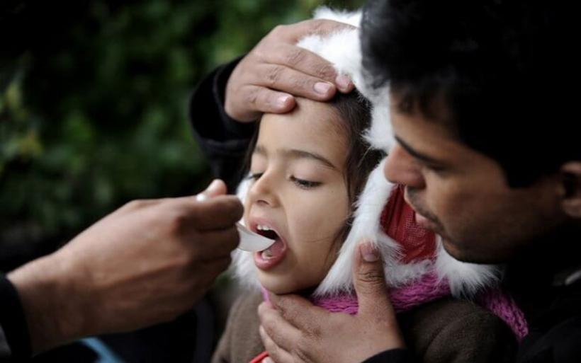 Στα εννέα ευρώ το εμβόλιο του πνευμονιόκοκκου για τα προσφυγόπουλα στην Ελλάδα