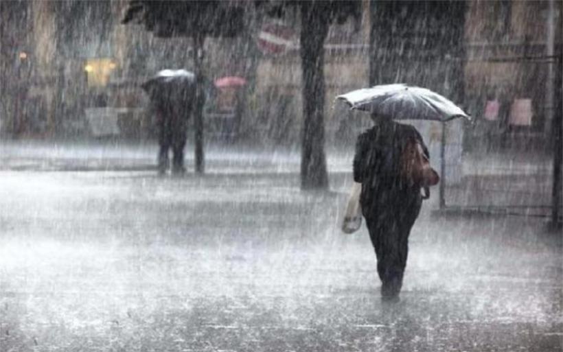 Ερχεται η «Ευρυδίκη»: Το κύμα κακοκαιρίας φέρνει βροχές και καταιγίδες