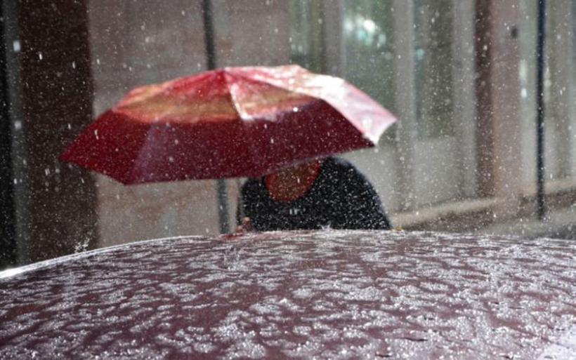 Μεγάλη πτώση της θερμοκρασίας και χιονόπτωση στα ορεινά της Μαγνησίας