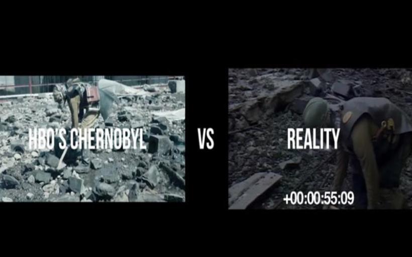 Τσερνόμπιλ: Η τηλεοπτική σειρά μέσα από τα μάτια των επιζώντων της πυρηνικής καταστροφής!