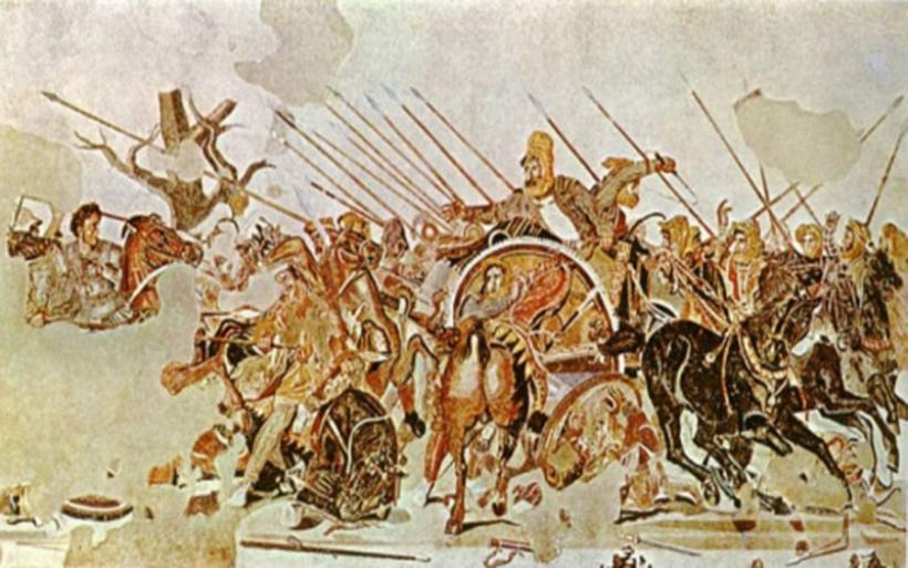 Βότανα - Ποια ήταν η τροφή του στρατού του Μ. Αλεξάνδρου