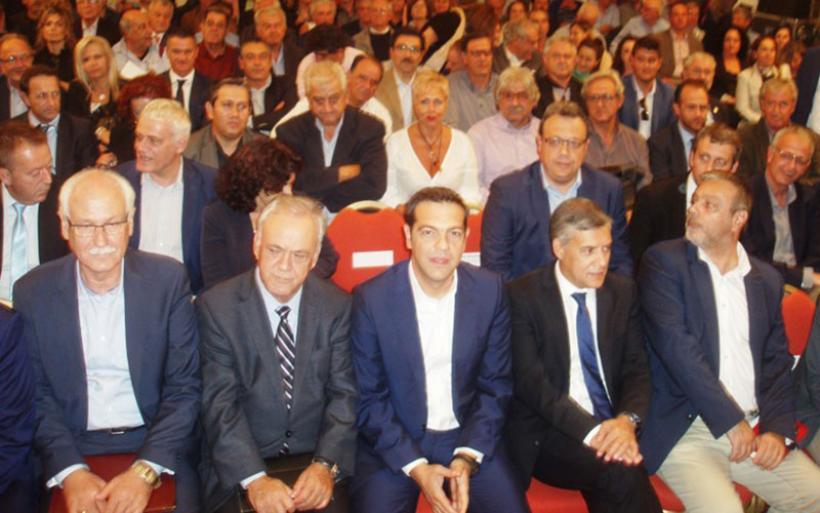 Αλ. Τσίπρας: «Η Θεσσαλία αποτελεί τον πυλώνα της παραγωγικής προοπτικής της Ελλάδας»