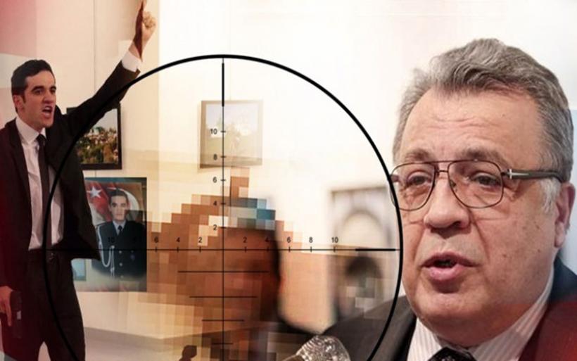 Βίντεο από την εν ψυχρώ εκτέλεση του Ρώσου πρέσβη στην Άγκυρα