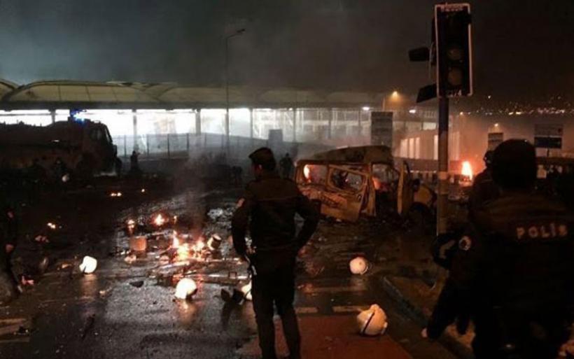 Τουρκία: 235 συλλήψεις μετά το μακελειό στην Κωνσταντινούπολη