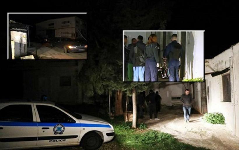 Τραγωδία στα Καλύβια: Μέρες νεκροί οι 4 άνδρες - Αιτία το αυτοσχέδιο μαγκάλι