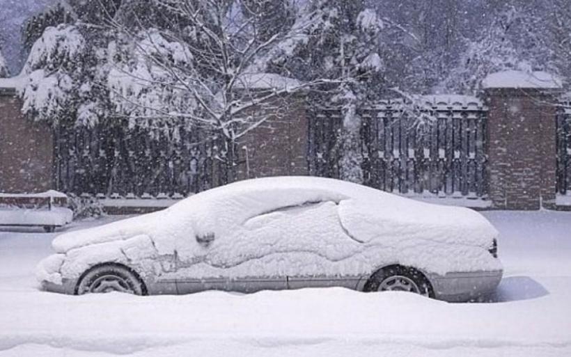 Καιρός: Χιόνια και παγετός μετά τις υψηλές για τα δεδομένα θερμοκρασίες