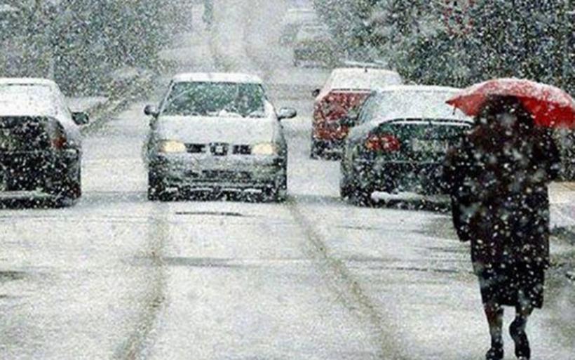 Σαρώνει η Λητώ τη χώρα! Χιόνια και παγετός. Κλειστά σχολεία