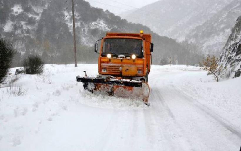 Ισχυρές βροχές, χιονοπτώσεις και δυνατοί άνεμοι το Σαββατοκύριακο στη Μαγνησία