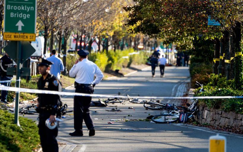 Θανατική ποινή για τον «τρομοκράτη της Νέας Υόρκης» ζητεί ο Ντόναλντ Τραμπ
