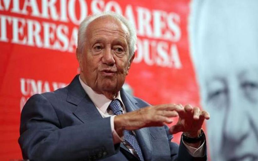 Πέθανε στα 92 του χρόνια ο Μάριο Σοάρες