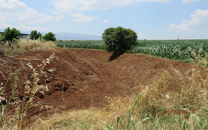Με καθημερινές παρεμβάσεις συνεχίζει τον καθαρισμό ρεμάτων η Π.Ε. Μαγνησίας