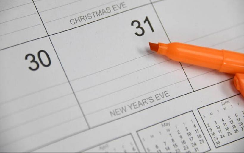 Αργίες 2020: Τα τριήμερα του νέου έτους - Πότε πέφτουν Καθαρά Δευτέρα και Πάσχα