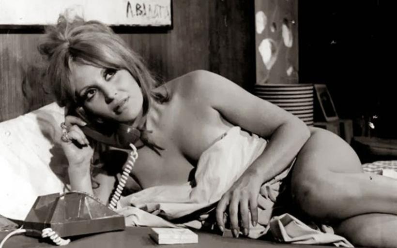 Η κινούμενη πρόκληση των '60s, Γκιζέλα Ντάλι
