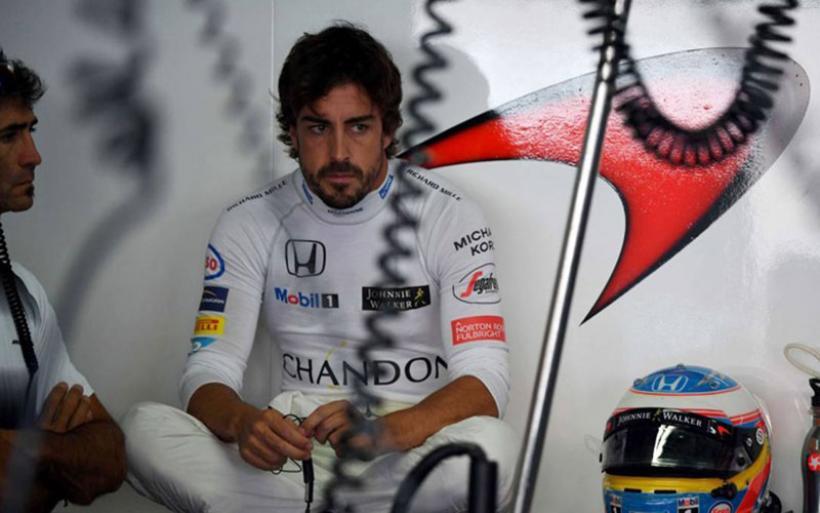 Αποχαιρετά τη McLaren Honda o Fernando Alonso!