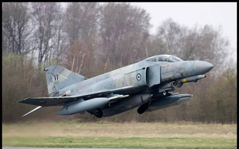 Στην ιστορία περνάνε πλέον και επίσημα, τα αεροσκάφη Φάντομ