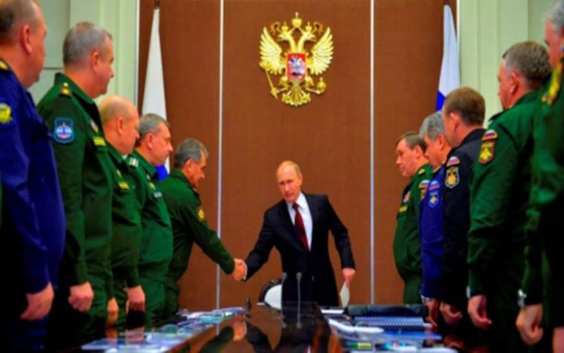 Πολεμικό διάγγελμα Πούτιν – Τελεσίγραφο σε Αλβανία και Κροατία