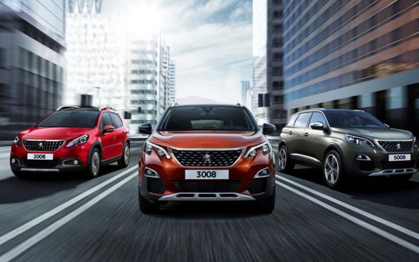 Peugeot 2017: Γαλλική επέλαση στην ελληνική αγορά αυτοκινήτου