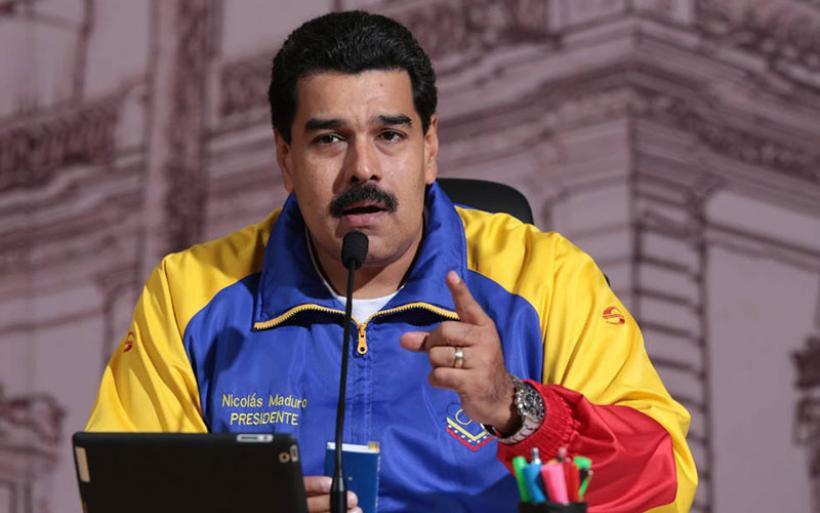 Βενεζουέλα: Εξαγριωμένοι πολίτες πέταξαν αυγά και μπουκάλια στον Μαδούρο