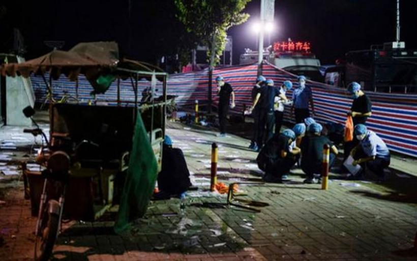 Τραγωδία στην Κίνα: 8 νεκροί και 65 τραυματίες μετά από έκρηξη σε νηπιαγωγείο