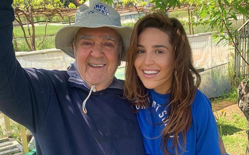 Πασχάλης Τερζής: Συγκινεί ο τρόπος που του ευχήθηκε «χρόνια πολλά» η κόρη του, Γιάννα! [video]