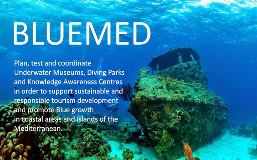 Η Περιφέρεια παρουσιάζει το πρόγραμμα για τα υποβρύχια Μουσεία σε Αλμυρό και Αλόννησο