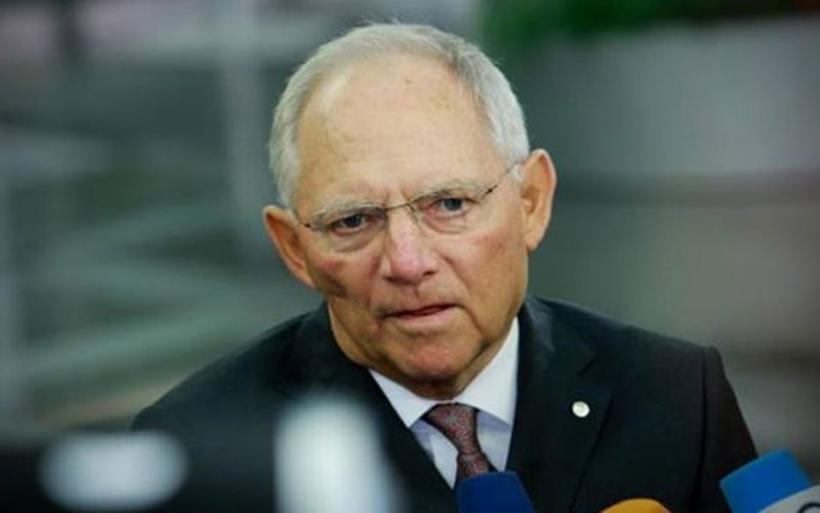 Σόϊμπλε: Δεν ετοιμάζεται καμία ελάφρυνση του χρέους για την Ελλάδα