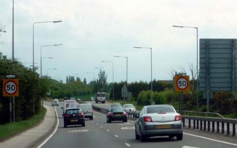 Όταν ένας Χανιώτης παραβίασε το όριο ταχύτητας στην Αγγλία
