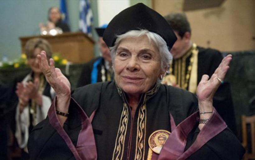 Επίτιμη διδάκτωρ του Πανεπιστημίου Αθηνών η Κική Δημουλά