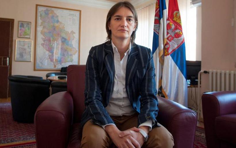 Γυναίκα και γκέι η νέα πρωθυπουργός της Σερβίας