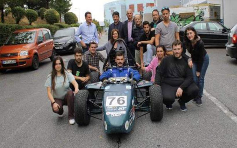 Η πρώτη μονοθέσια φόρμουλα του ΤΕΙ Δυτ. Μακεδονίας θα τρέξει στην Ιταλία