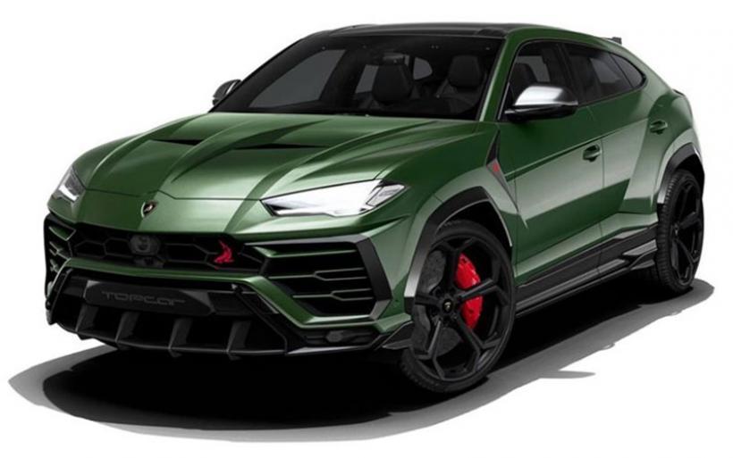 Mια διαφορετική Lamborghini Urus -To νέο δημιούργημα της TopCar