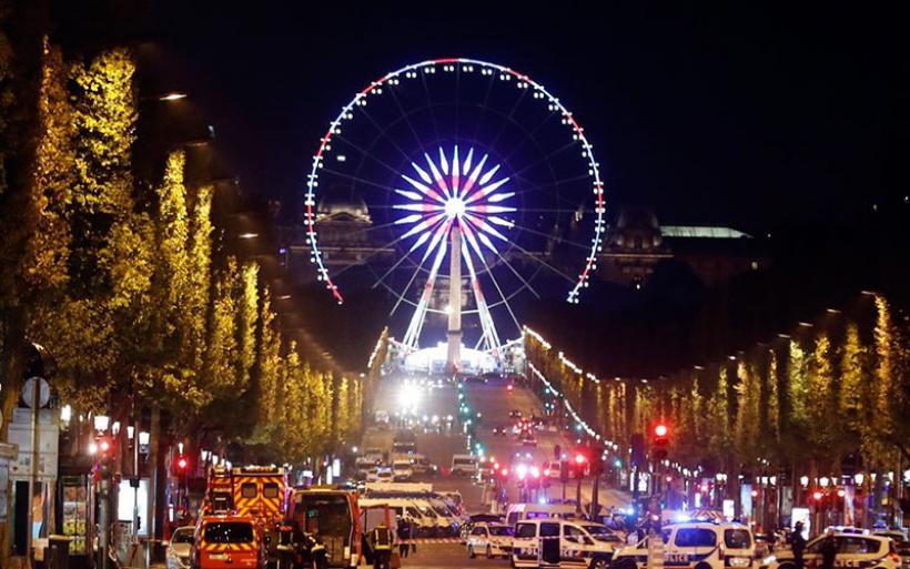 Παρίσι: Γάλλος ο δράστης της επίθεσης