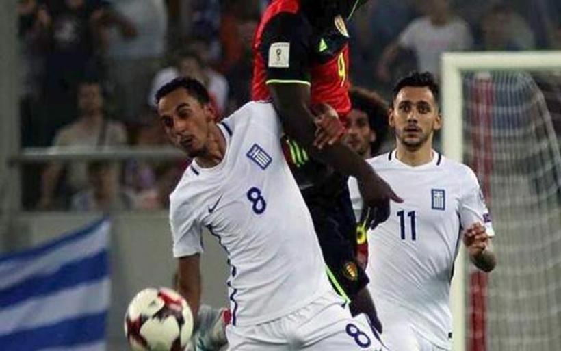 Εθνική Ελλάδος: Eτοιμοι Μπακάκης, Ζέκα για το ματς με την Εσθονία