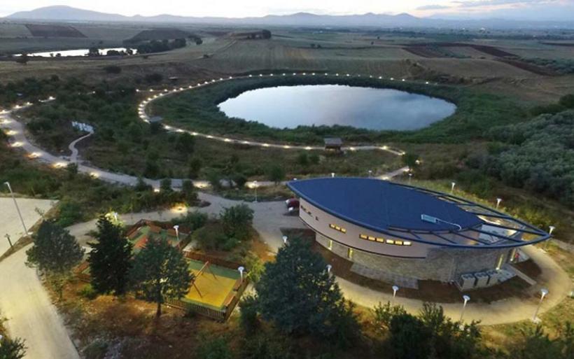 Εκπόνηση μελέτης για την κατασκευή γέφυρας στο δρόμο Ζερέλια - Ευξεινούπολη