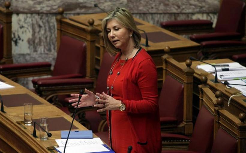 Ερώτηση στη Βουλή από τη Ζέττα Μακρή με αφορμή το τραγικό δυστύχημα στον Αλμυρό