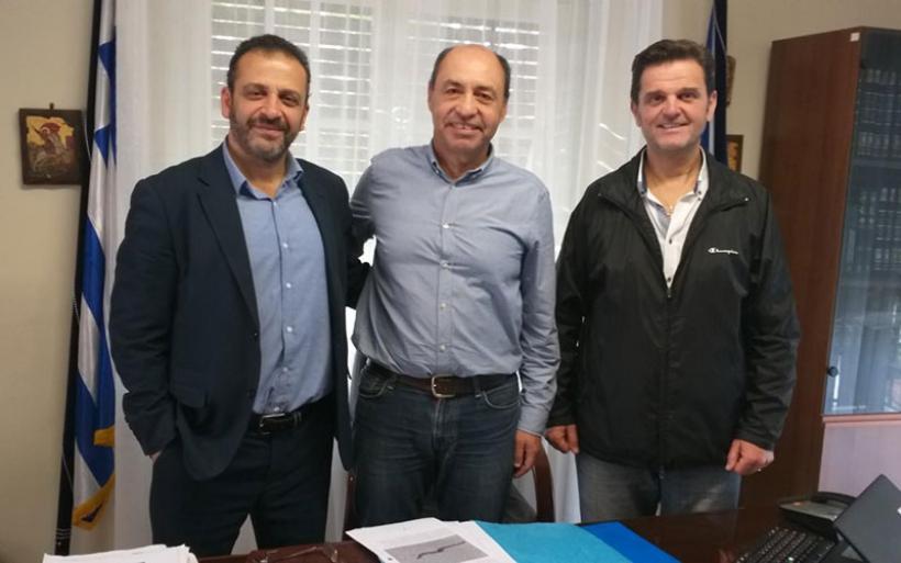 Την διεύθυνση πρωτοβάθμιας εκπαίδευσης επισκέφθηκε ο Ευθ. Ζιγγιρίδης