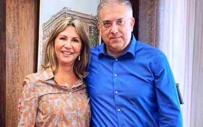 Θετική ανταπόκριση του υπουργού Εσωτερικών σε ζητήματα της Μαγνησίας που του έθεσε η κ. Μακρή