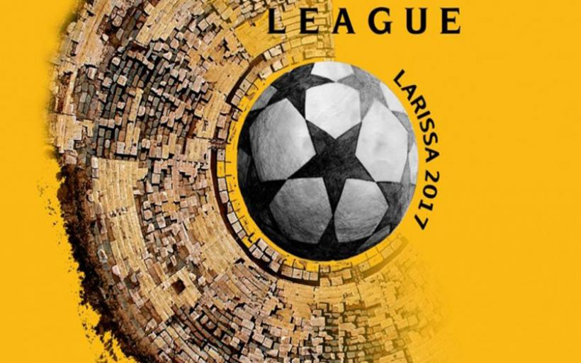 Στη Λάρισα το Champions League Κωφών της Ευρώπης