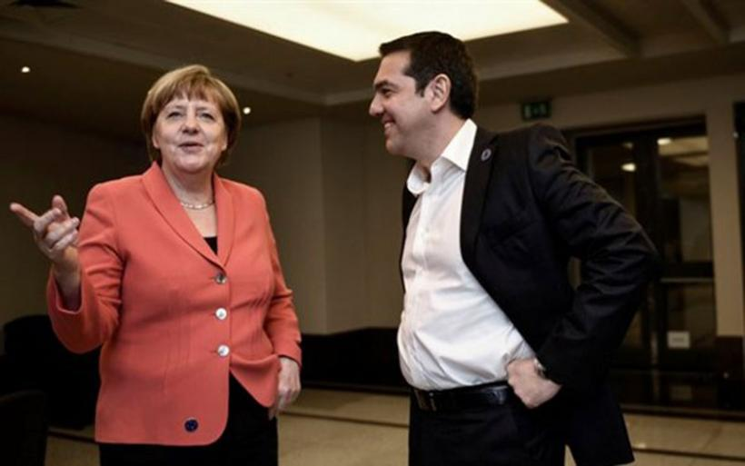 Να κλείσει η αξιολόγηση εντός Φεβρουαρίου συμφώνησαν Τσίπρας - Μέρκελ