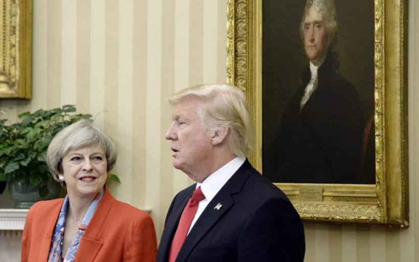 Πάνω από 1 εκατ. Βρετανοί υπέγραψαν να μην δει ο Τραμπ τη βασίλισσα