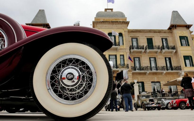 Που θα δείτε τα πιο όμορφα Κλασικά αυτοκίνητα