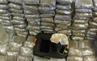 Στη φυλακή ο ηθικός αυτουργός της διακίνησης 100 κιλών χασίς - Είχαν εντοπιστεί έξω από τον Αλμυρό