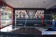 Τα εγκαίνια του νέου αθλητικού κέντρου του Αθλητικού Ομίλου Μαχητές Βόλου FIGHTERS στον Αλμυρό