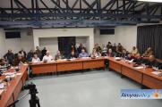 Με εντάσεις η ενημέρωση για τα οικονομικά του Δήμου Αλμυρού (βίντεο&φωτο)